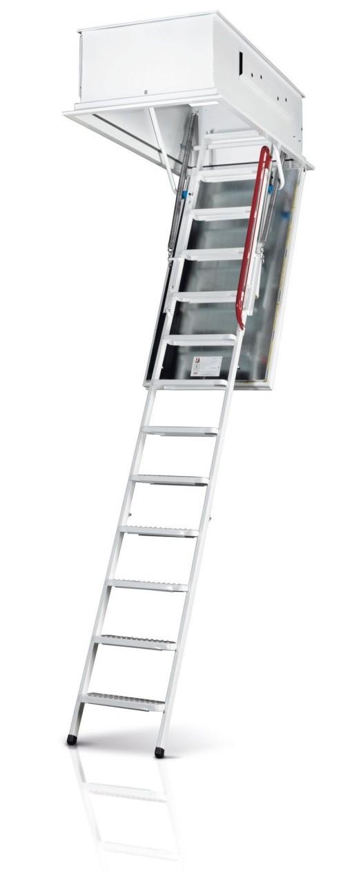 Eurostep padlásfeljáró